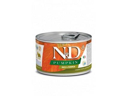 Farmina N&D Dog Pumpkin Duck & Pumpkin Adult Mini (140 g)