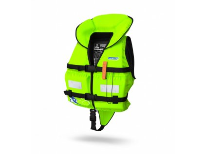 Gumotex záchranná vesta detská - zelená