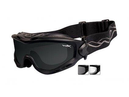 Wiley X Spear taktické ochranné okuliare
