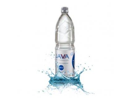 JAVA prírodná alkalická voda (1,5 L) 6 ks