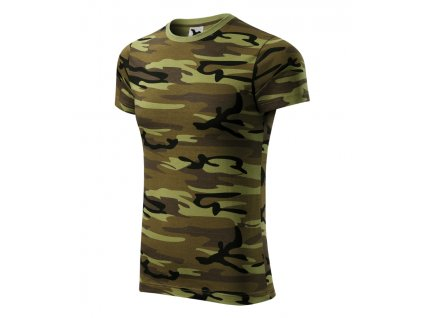 CAMOUFLAGE 144 unisex tričko