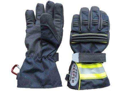 ASKÖ FIRE KEEPER zásahové rukavice (kompakt manžeta)