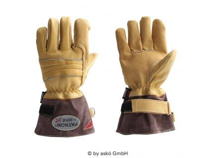 ASKÖ PATRON FIRE ELK zásahové rukavice (kompakt manžeta)