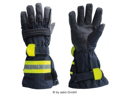 ASKÖ FIRE ACTION TOP zásahové rukavice (dlhá manžeta)