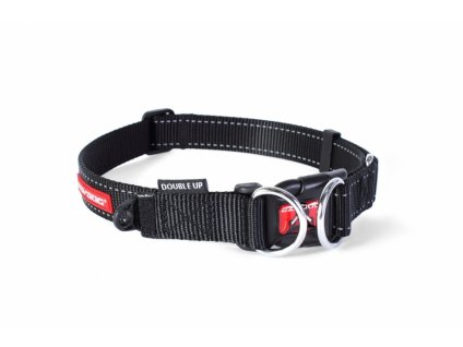 EZYDOG OBOJOK DOUBLE UP COLLAR - BLACK