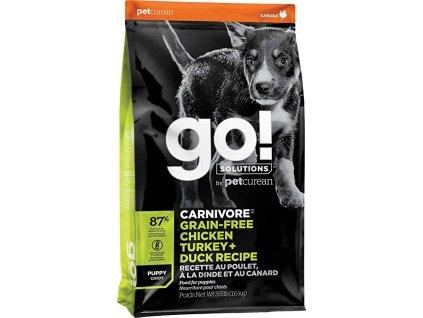 GO! Carnivore GrainFree Puppy Dog Food 1,6kg - granule pre šteniatka