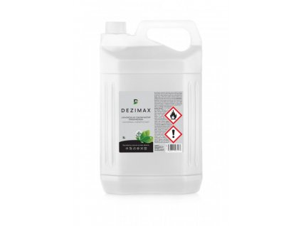 DEZIMAX dezinfekčný prostriedok na báze alkoholu (5L)