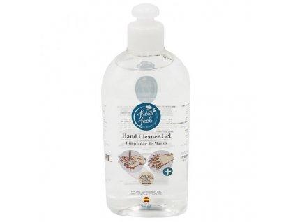 FRESH FEEL hydro-alkoholový hygienický čistiaci gél na ruky 500ml