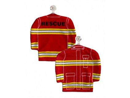 RESCUE - mini kabátik s prísavkou