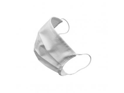 Ochranné bavlnené rúško, 100% bavlna, s gumičkou