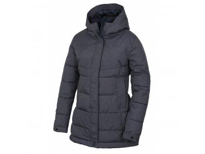 Husky NILIT L dámsky hardshell plnený kabátik