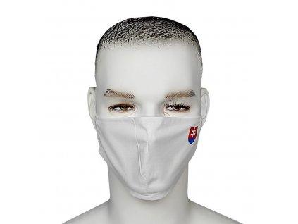 Ochranné bavlnené rúško SLOVENSKO