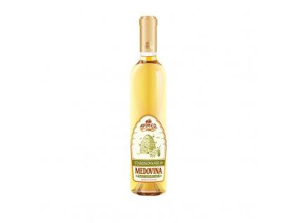 Staroslovanská medovina svetlá 0,5l