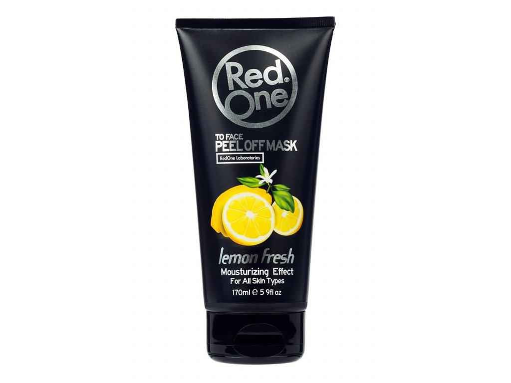 redone peel off lemon mask 170 ml 5c9dbb