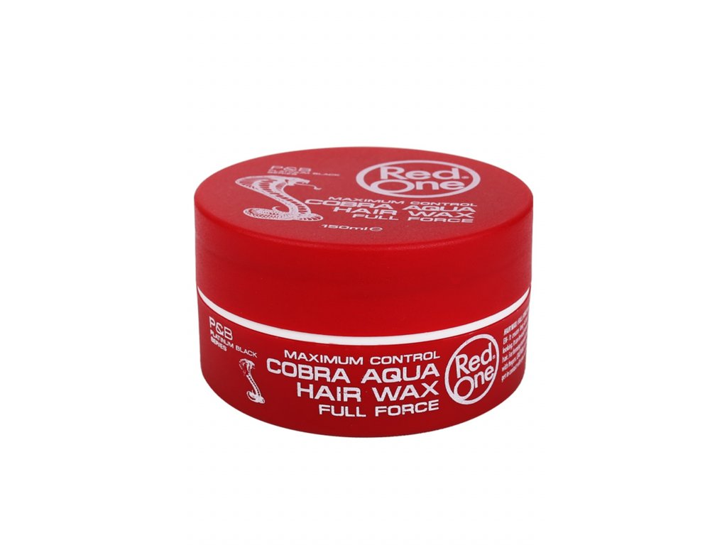 large REDONE AQUA WAX FULL FORCE COBRA WOSK DO WLOSOW 150 ML 13574