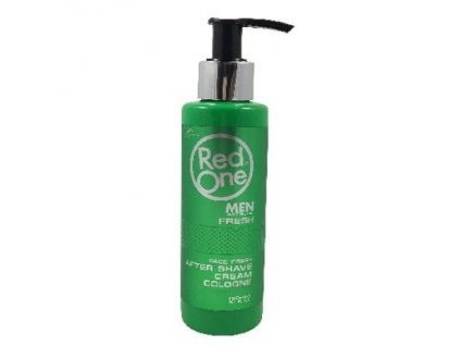 redone after shave cream cologne green woda kolonska w kremie 150 ml