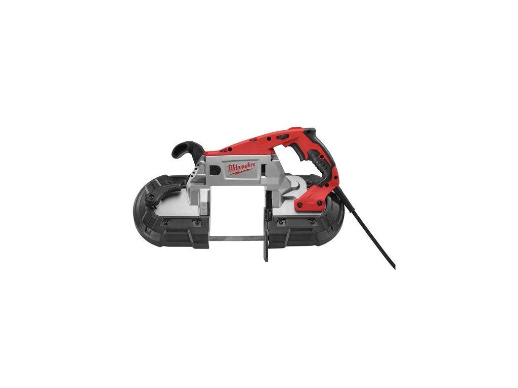 milwaukee BS 125 elektricka pasova pila s hlubokym rezem 4933448245