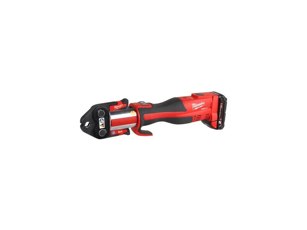 milwaukee M18 BLHPT 202C bezuhlikovy hydraulicky lis 4933451132 detail11