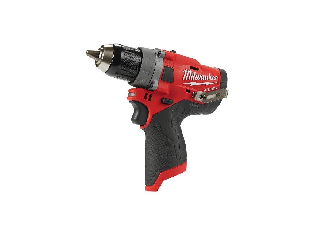 Milwaukee M12 FDD 0 akumulatorovy vrtaci sroubovak 4933459815 detail10