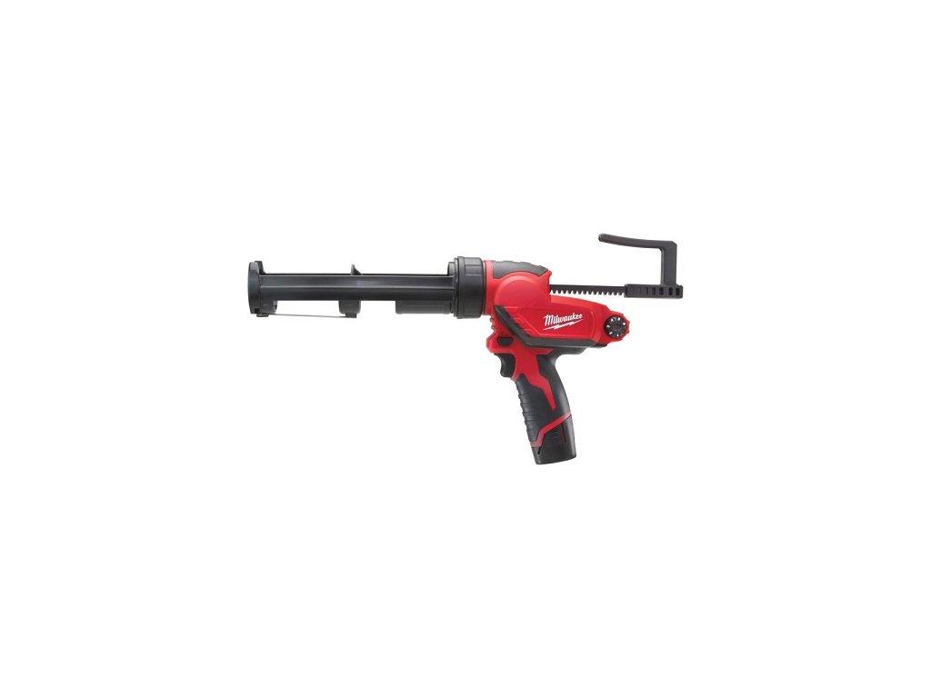 milwaukee m12 pcg 310c 201b akumulatorova vytlacovaci pistole 4933441655