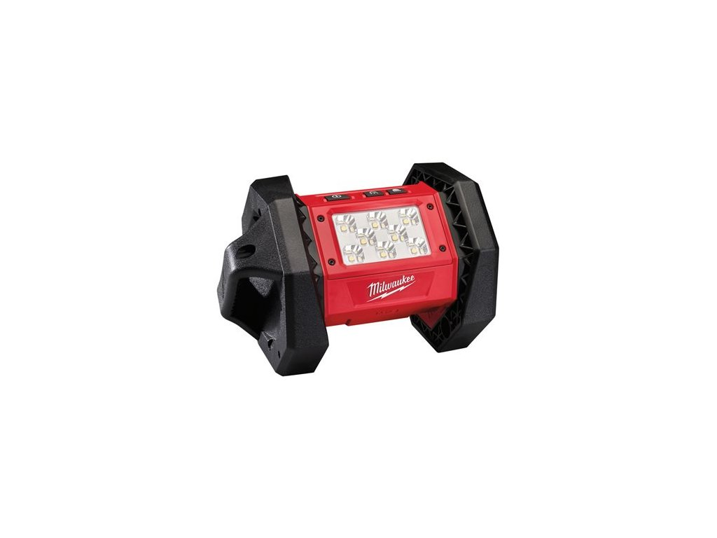Milwaukee M18 AL 0 led plosne svetlo 4932430392 detail4