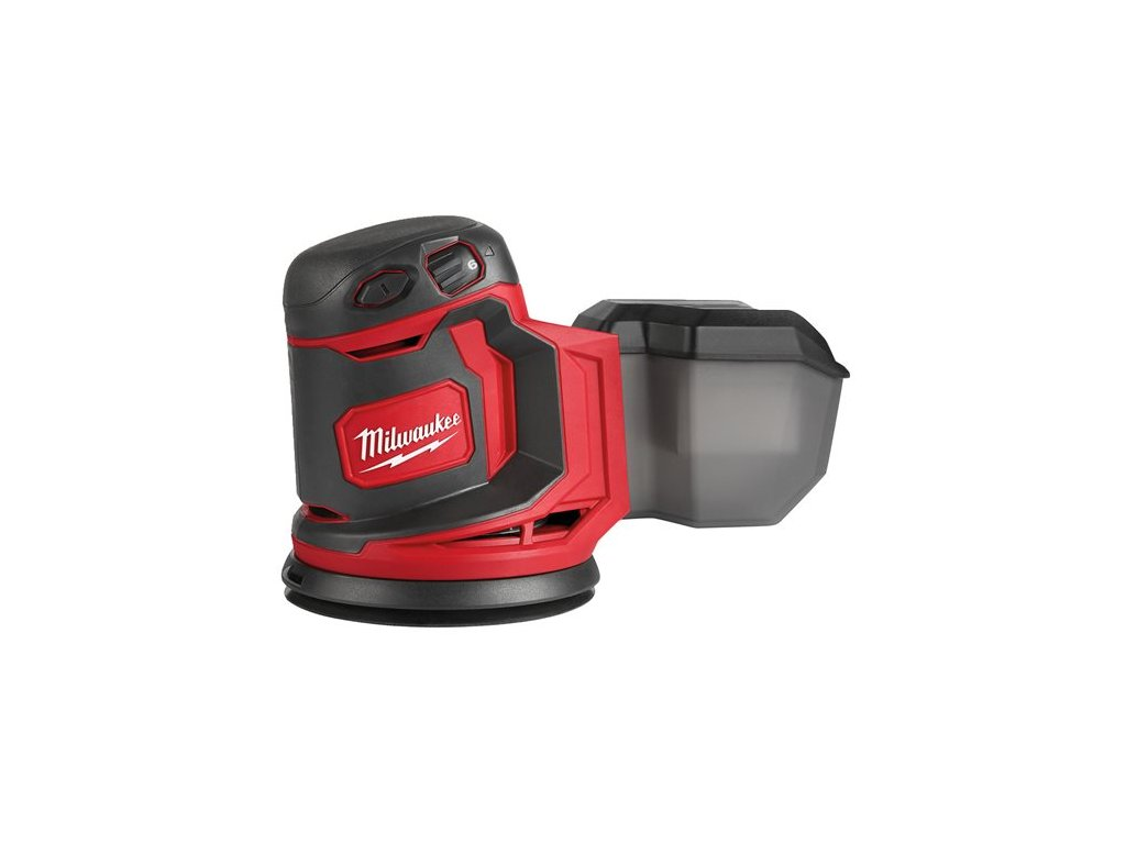 milwaukee M18 BOS125 0 akumulatorova 125mm excentricka bruska s akumulatorem 4933464228