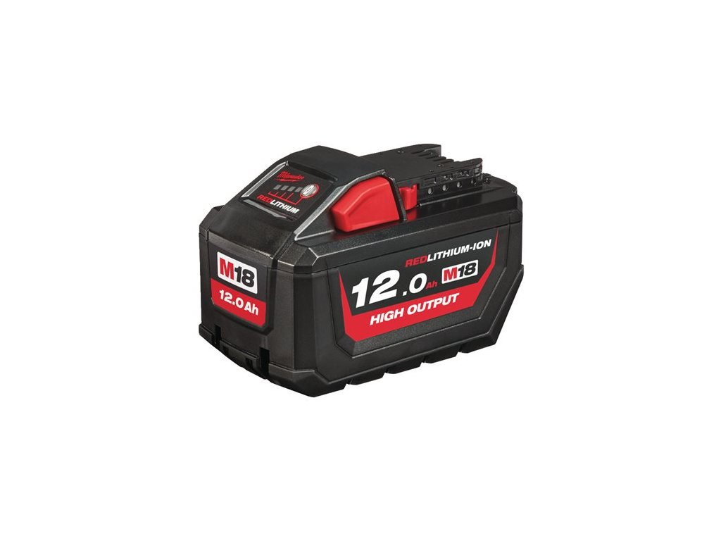 Milwaukee akumulator M18 12.0 Ah HIGH OUTPUT™ 4932464260 detail4