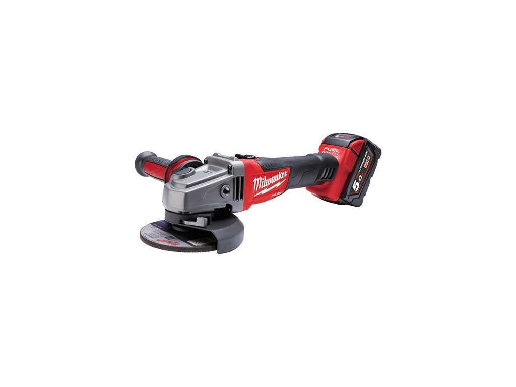 milwaukee M18 CAG115X 502X akumulatorova bruska 115 mm