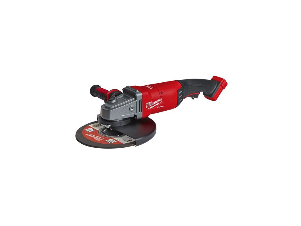 milwaukee M18 FLAG180XPDB 0 180 mm velka uhlova akumulatorova bruska s kolebkovym spinacem 4933464112
