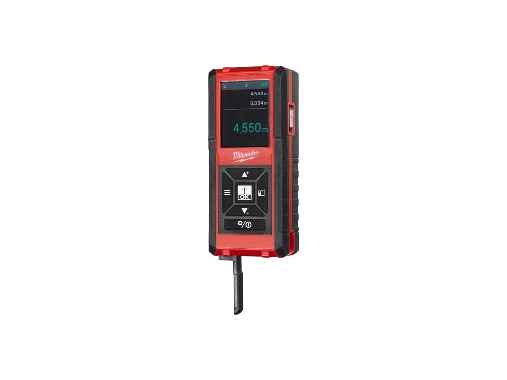 milwaukee LDM 100 laserovy meric vzdalenosti 4933459278 detail
