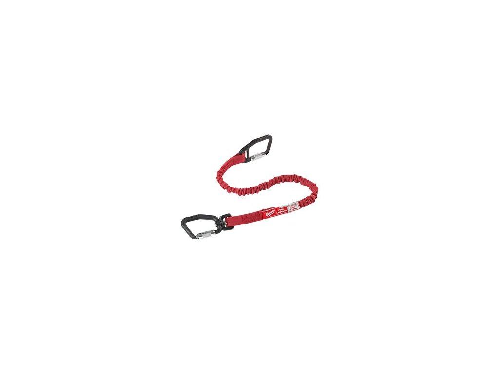 milwaukee uzamykatelny bezpecnostni zaves na naradi do 4,5 kg oboustranna klipsna 4932471429