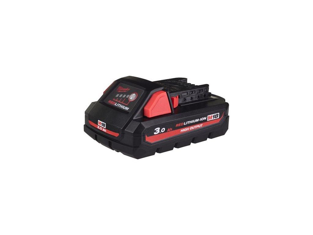 milwaukee akumulator M18 HB 3 HIGH OUTPUT baterie 4932471069