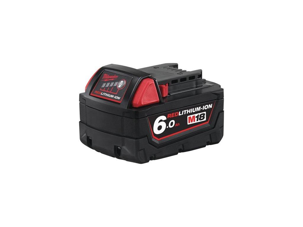 milwaukee akumulator M18 B6 baterie 4932451244