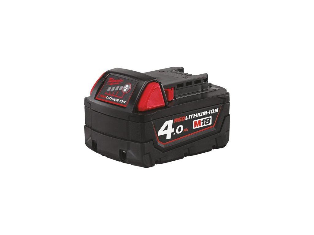 milwaukee akumulator M18 B4 baterie 4932430063