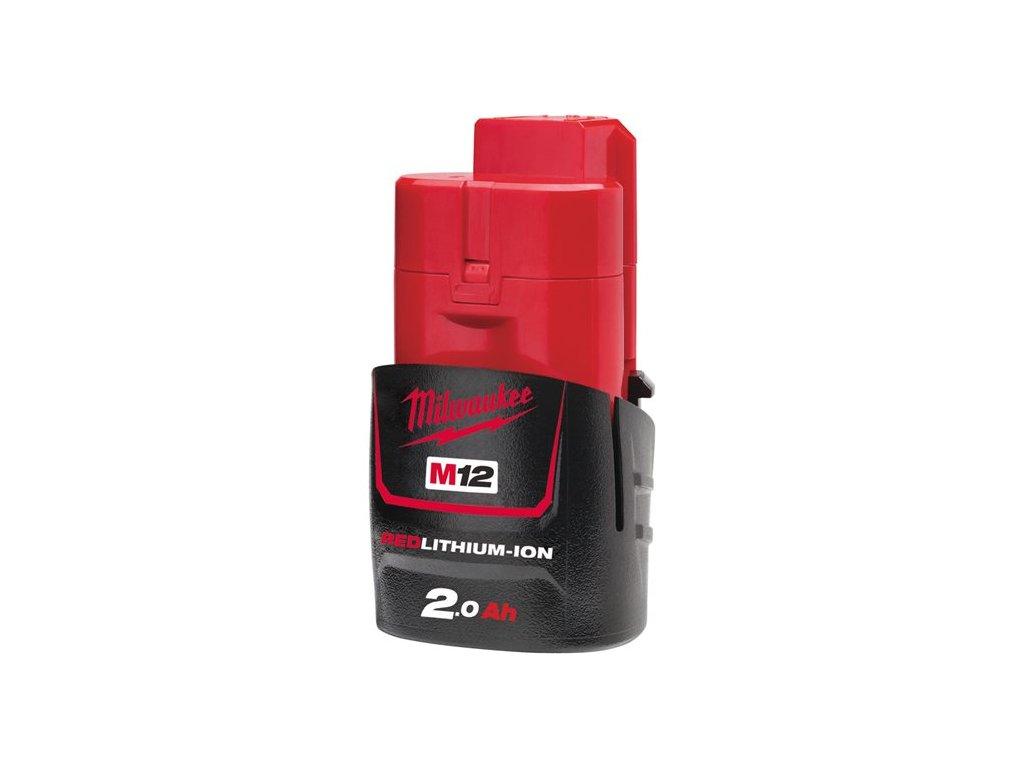 milwaukee akumulator M12 B2 baterie 4932430064 detail