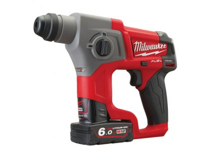 milwaukee M12 CH 602X sds plus akumulatorove kladivo 4933451510 detail