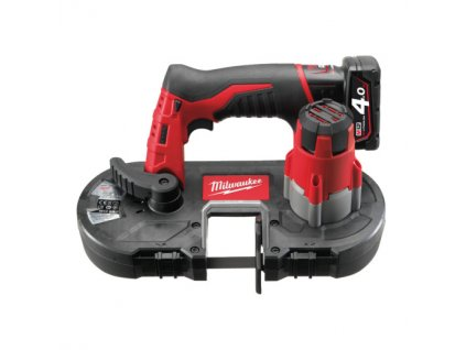 milwaukee M12 BS 402C akumulatorova pasova pila 4933441805
