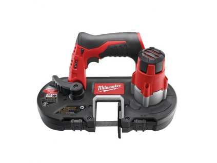 milwaukee M12 BS 0 akumulatorova pasova pila 4933431310 detail