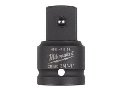 milwaukee adapter shockwave hex 4932471658