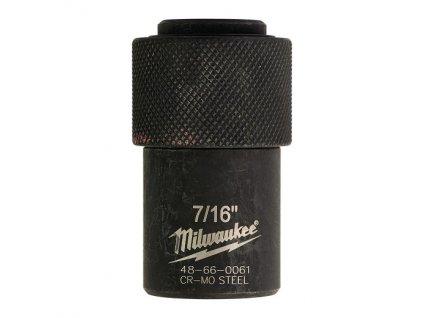 milwaukee adapter pro samorezne spiralove vrtaky 48660061