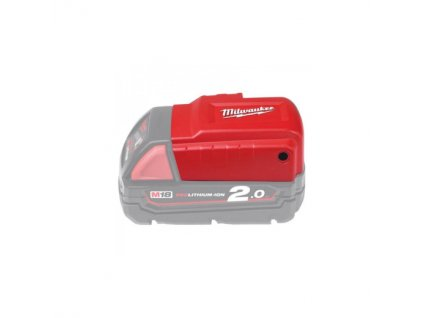 milwaukee 4932471597 napajeci usb port pro nabijeni telefonu bundy detail