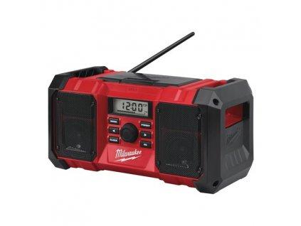 Milwaukee stavebni radio M18 JSR 4933451250 detail4