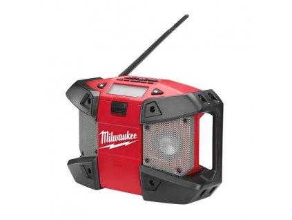 milwaukee radio s napojenim na mp3 4933416365 detail5