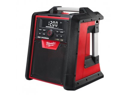 Milwaukee M18 RC 0 aku radio s nabijeckou 4933446639 detail9
