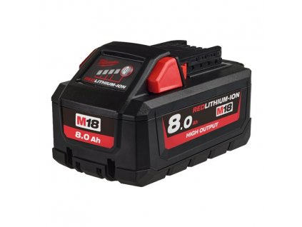 milwaukee akumulator M18 HB 8 HIGH OUTPUT baterie 4932471070