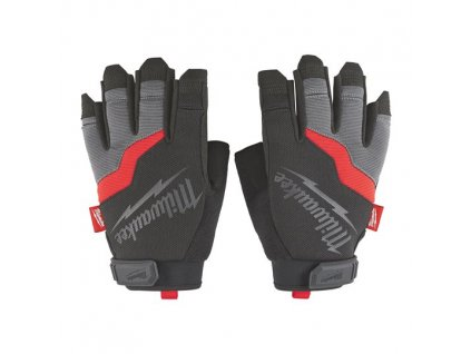 milwaukee pracovni rukavice bez prstu
