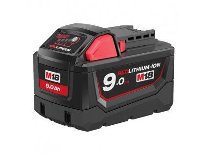 milwaukee akumulator M18 B9 baterie 4932451245