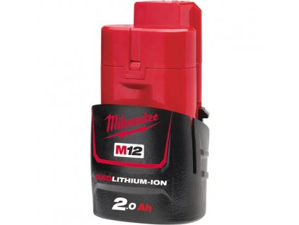 milwaukee akumulator M12 B2 baterie 4932430064 detail