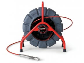 83607 RIDGID SeeSnake Mini Colour Reel 30m highres