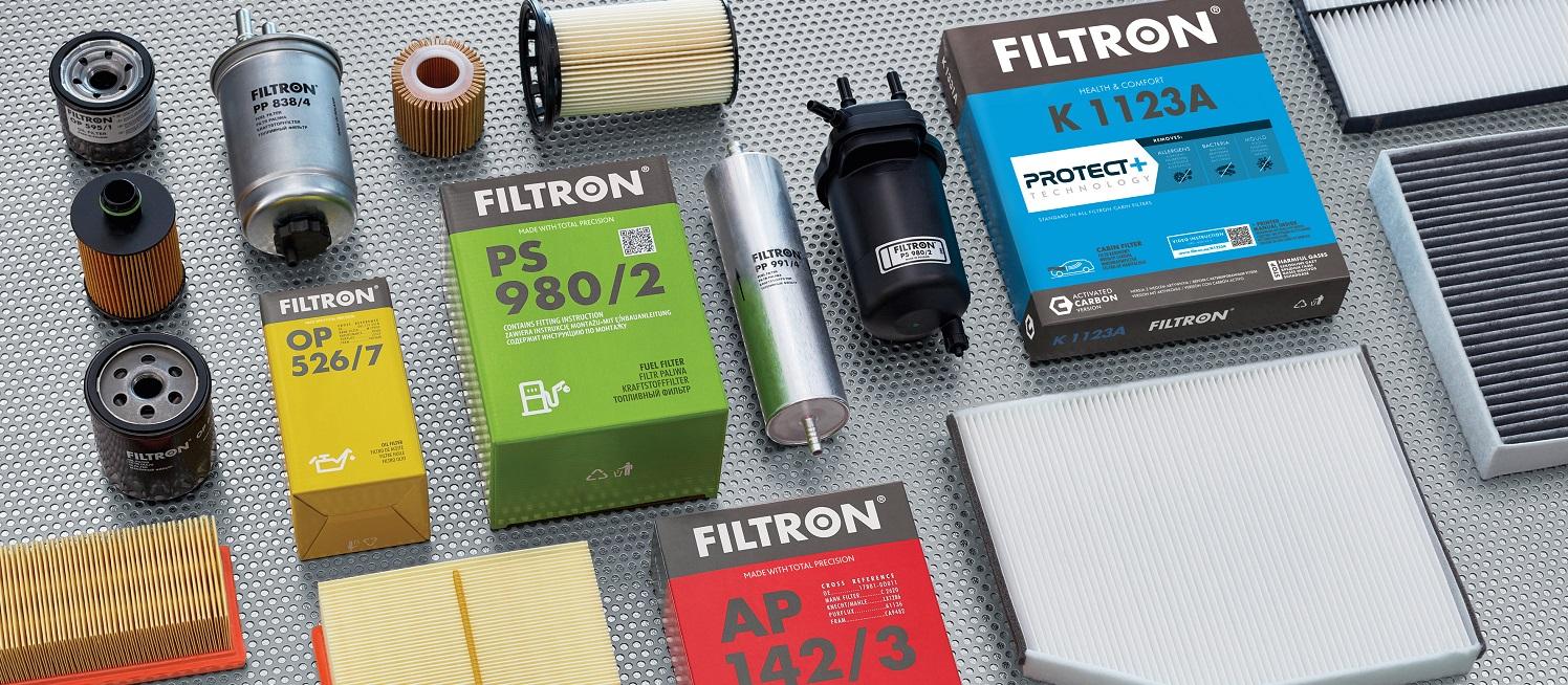 On-line katalog filtrů dle vozidel